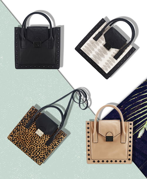 Shop the Junior Work Tote at the Official Loeffler Randall Store www.LoefflerRandall.com