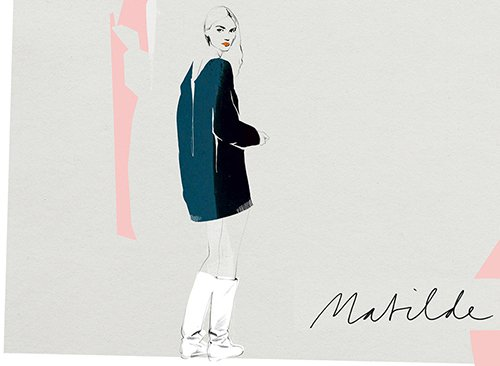 Ends tonight: Enjoy 25% Off our classic Matilde flat boot with code MATILDEJOY at www.LoefflerRandall.com