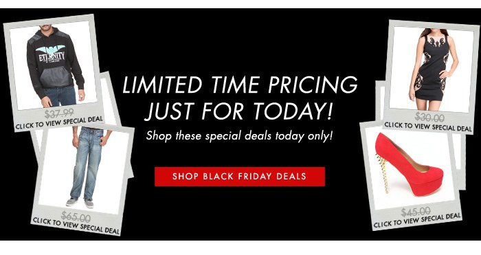 Shop DrJays.com Take 50% Off The Black Friday Shop With Promo Code.