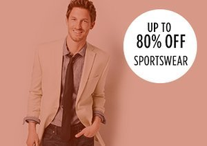 Up to 80% Off: Sportswear