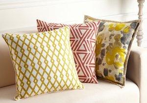Sofa Chic: Decorative Pillows