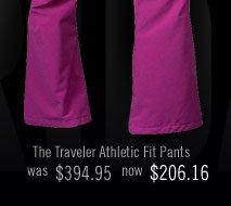 Spyder Traveler Athletic Fit Pants