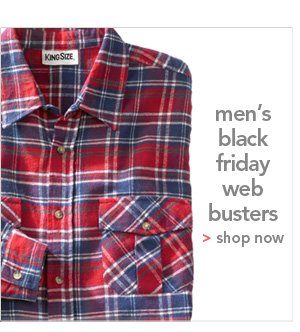 Men's Black Friday Web Busters