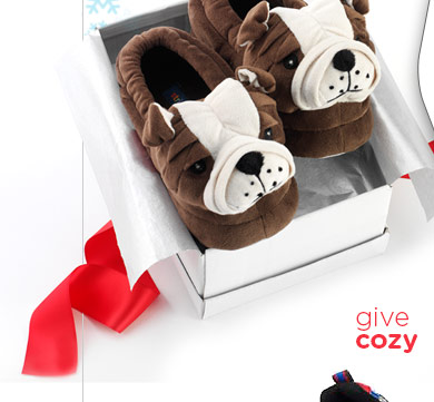 give cozy