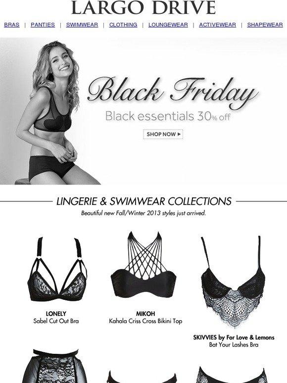 f811f018157 Largo Drive  Black Essentials 30% Off. Don t miss Black Friday Deals ...