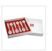 Demitasse Stirrers in White Gift Box