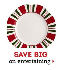 Save big on entertaining