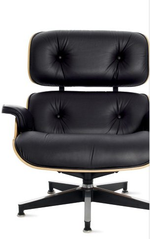 EAMES® LOUNGE AND OTTOMAN SAVE 15% + FREE SHIPPING