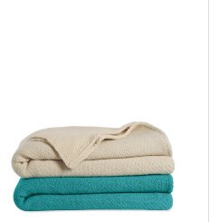 TWILL WOOL BLANKET SAVE 30% + FREE SHIPPING