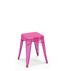 TOLIX® MARAIS PERFORATED STOOL SAVE 50% + FREE SHIPPING