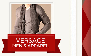 Versace Men's Apparel