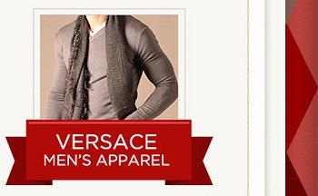Versace Men's Apparel