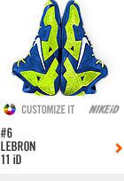 #6 LEBRON 11 iD