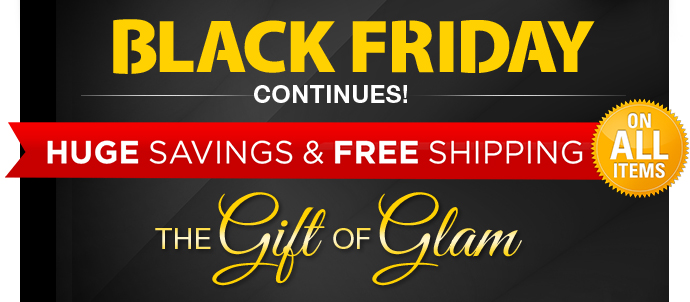 Black Friday Phase 5 - free shipping on all items