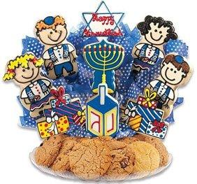 Celebrating Hanukkah Boutray™