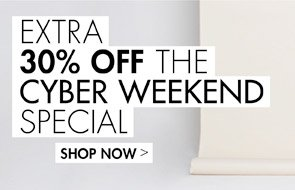 GET AN EXTRA 30% OFF IN THE WEEKEND SHOP IN