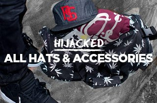 Hijacked: All Hats & Accessories
