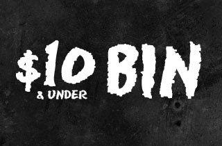 $10 and Under Bin