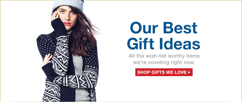 Our Best Gift Ideas | SHOP GIFTS WE LOVE