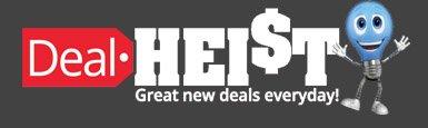 DEAL HEIST   GREAT NEW DEALS EVERYDAY!