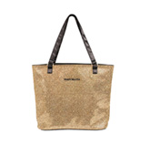 Glitter bag with online purchase