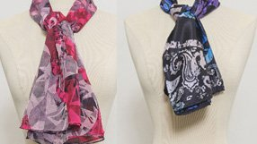 A&G Rock n' Roll Couture Scarves