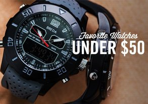 Shop Favorite Watches Under $50