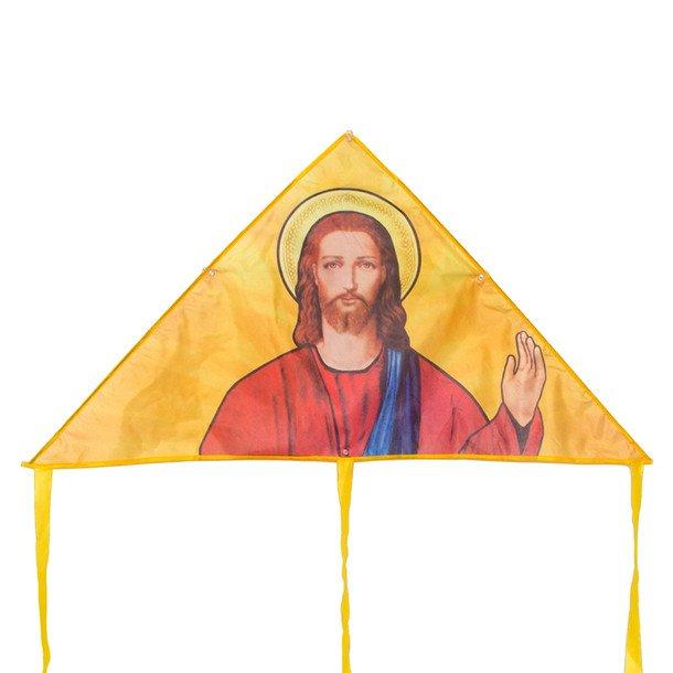 Flying Christ