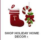 shop holiday home decor