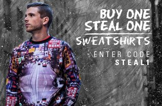 Buy One, Steal One: Sweatshirts