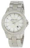 Michael Kors MK5401 Women's Stainless Steel White Dial Watch