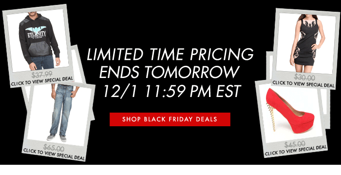 Shop DrJays.com Take 40% Off The Black Friday Shop With Promo Code.