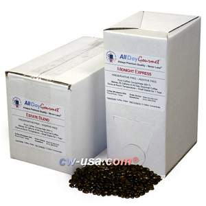 Colombian liquid coffee - less waste easy clean up