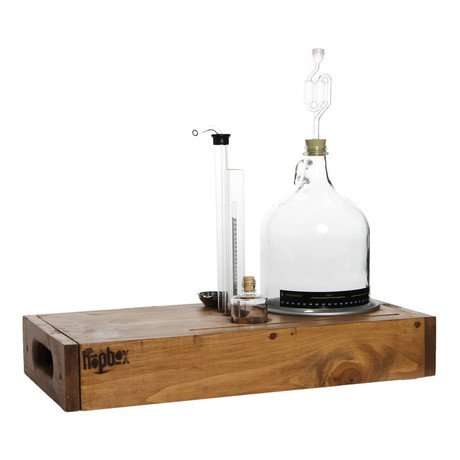 Handcrafted One Gallon Homebrewing Kit