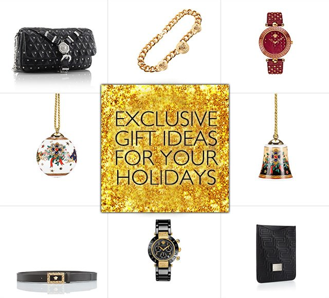 Exclusive Gift Ideas for your Holidays