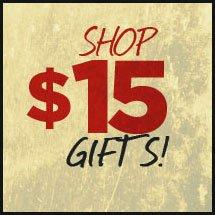 Fifteen Dollar Gifts