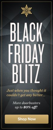 Black Friday Blitz