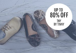 Up to 80% Off: TNY by Tinny