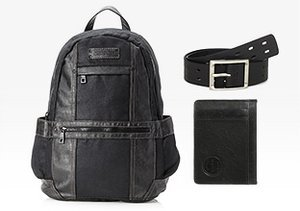 Black Out: Bags, Belts & More