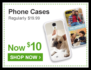 Phone Cases Regularly $19.99 Now $10 - Shop Now ›