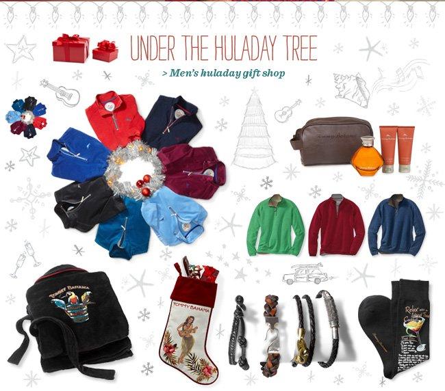 Men's huladay gift shop