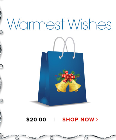 Warmest Wishes Grab BagShop Now>>