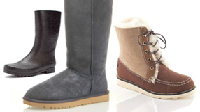 UGG, Australia Luxe, Emu and more