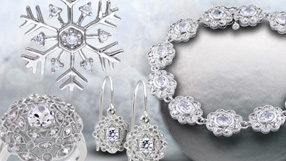 Winter White Delights
