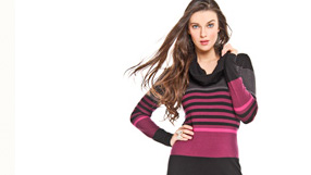 Best of Knit Dresses - Sandra Darren and more
