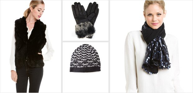 Bundle Up: Chic Accessories to Take On the Chill