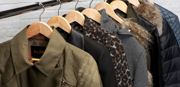Material Girl: Wool, Down, Leather & Fur Outerwear