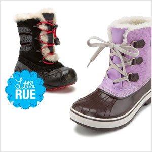 Snow Buddies: Kids' Winter Boots