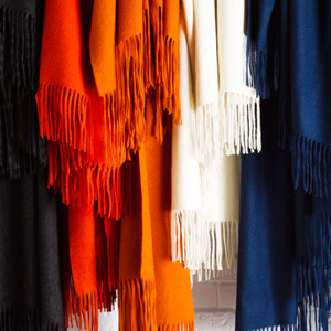 Can't-Live-Without Cashmere: Throws & More