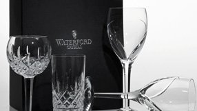 Waterford and Swarovski Crystalware